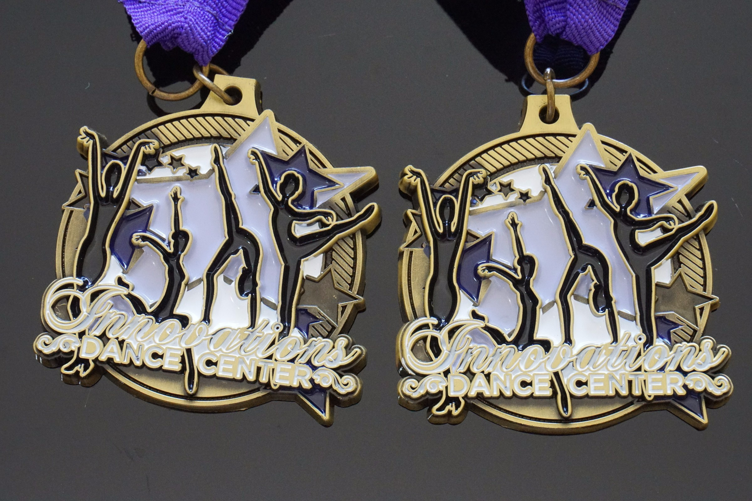 福建健身行纪念奖章