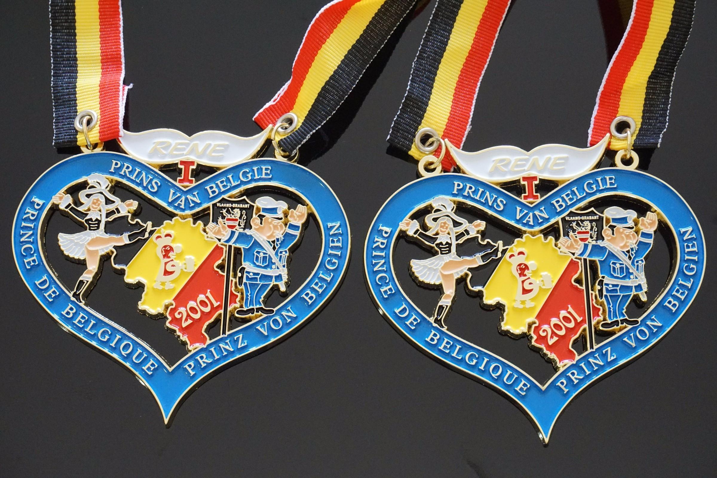 重庆铁人三项纪念币