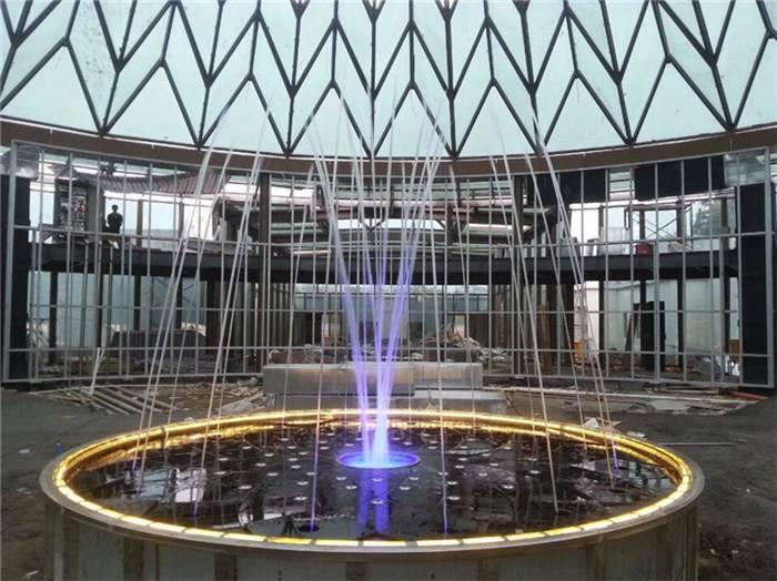 天津喷泉设计公司报价_铸造辉煌