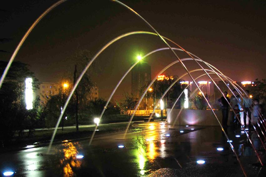 百色供应呐喊喷泉