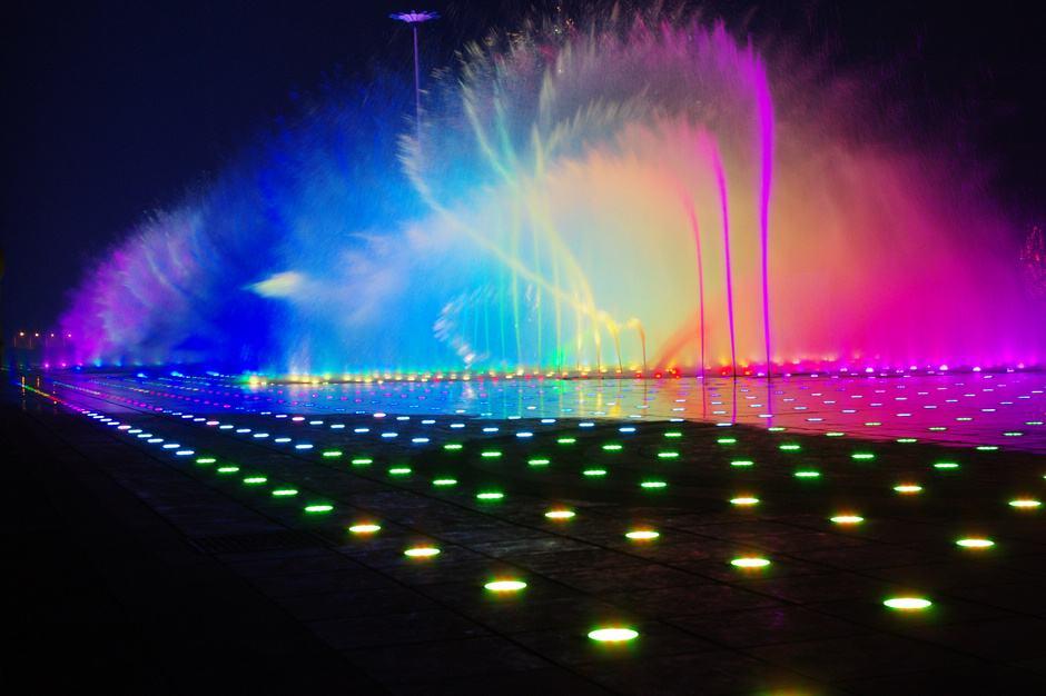 西安专业喷泉公司公司_服务至上