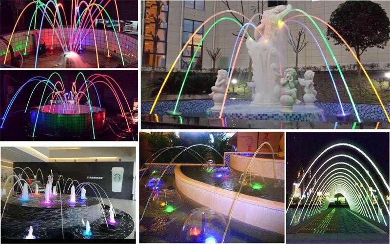 周口全新三维喷泉