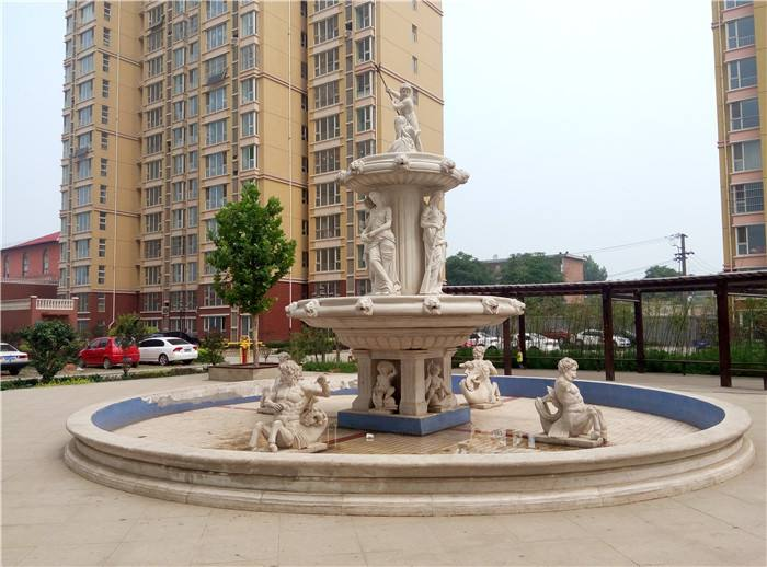 汕头全新喷泉水景设计公司图片