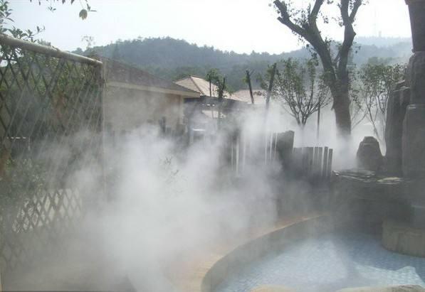 潮州供应冷雾喷泉