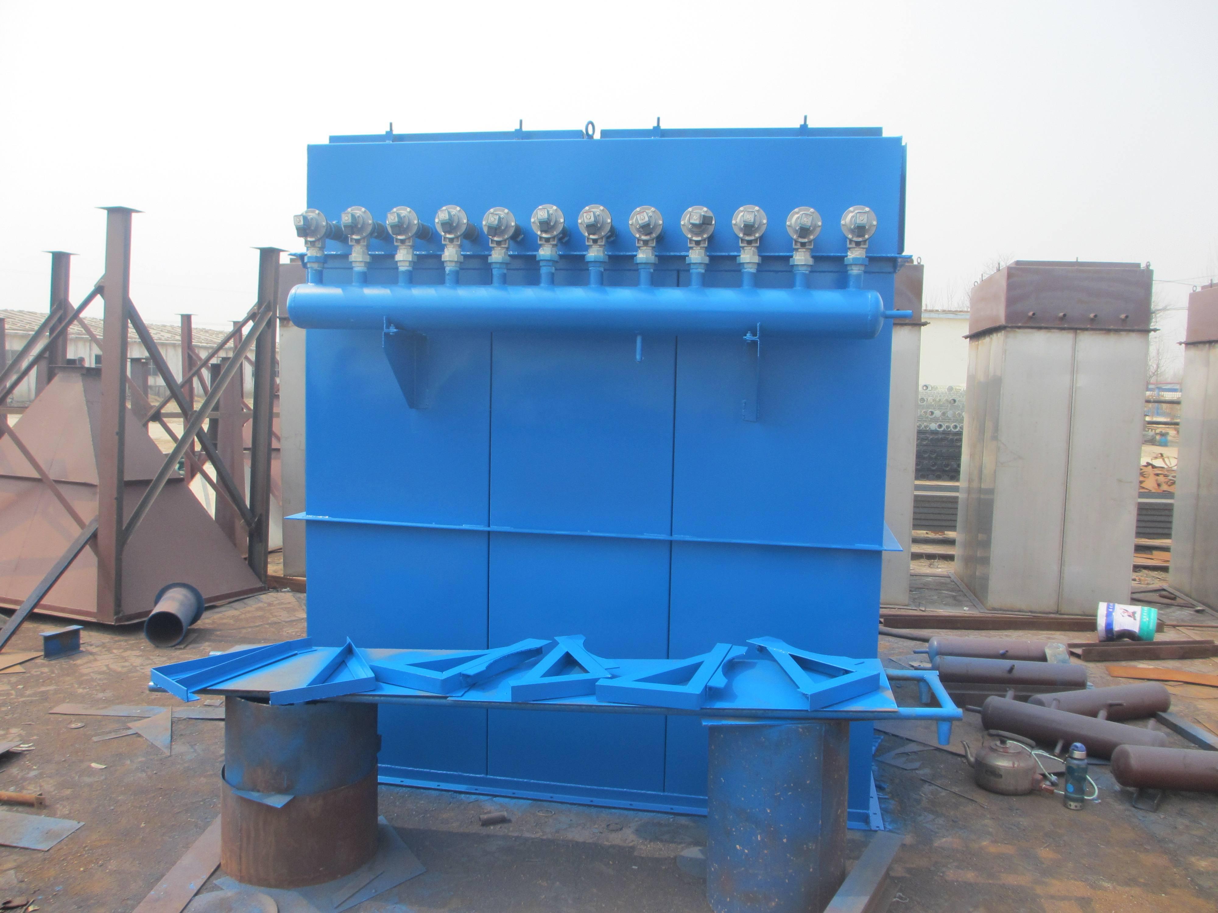 海淀碎石厂除尘器