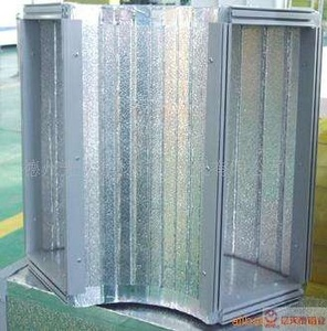 保定铝箔地暖效果图