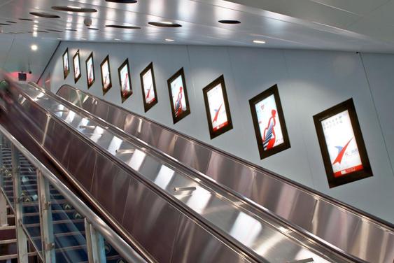 昆明地铁隧道广告加盟合作
