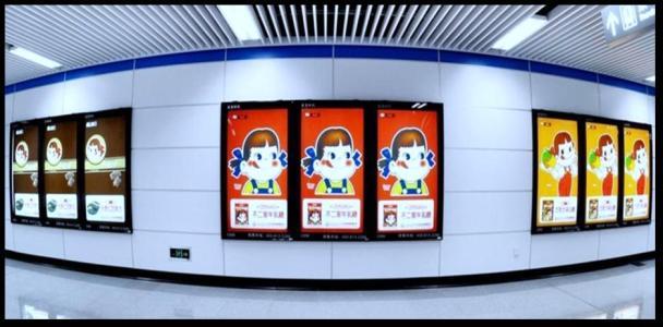 无锡哪家地铁灯箱广告多少钱