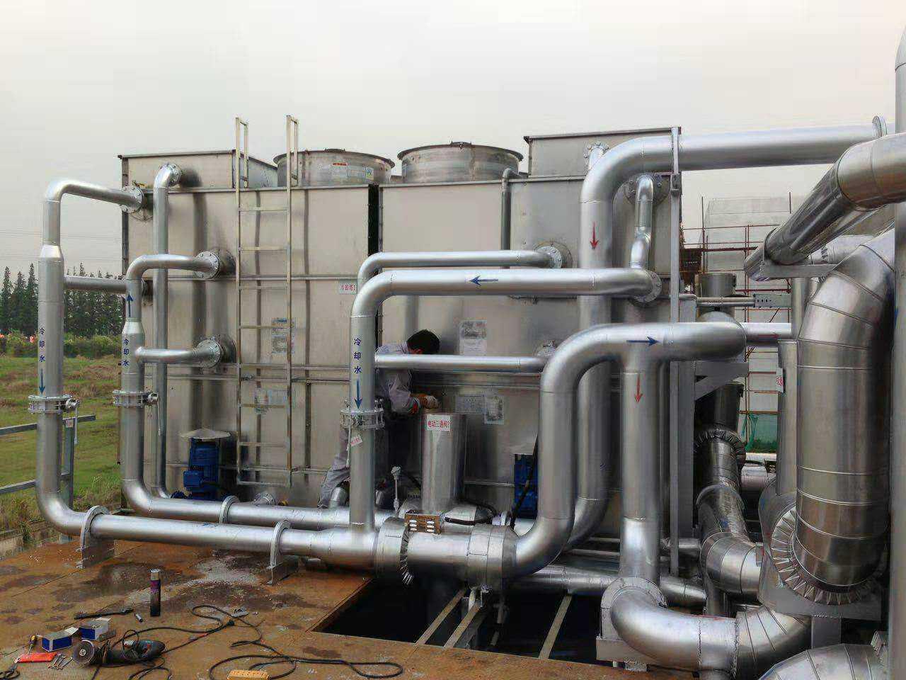 莱芜德州智能化供水系统