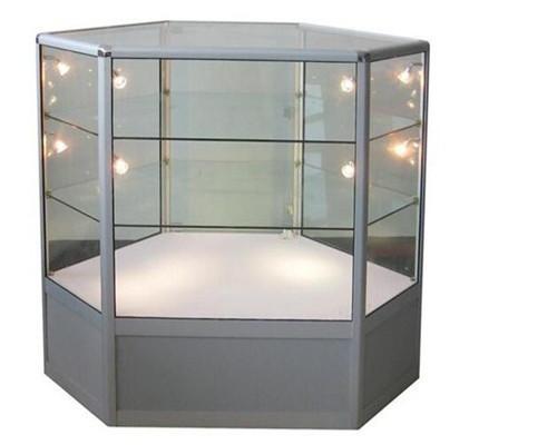青山专业玻璃柜台订做