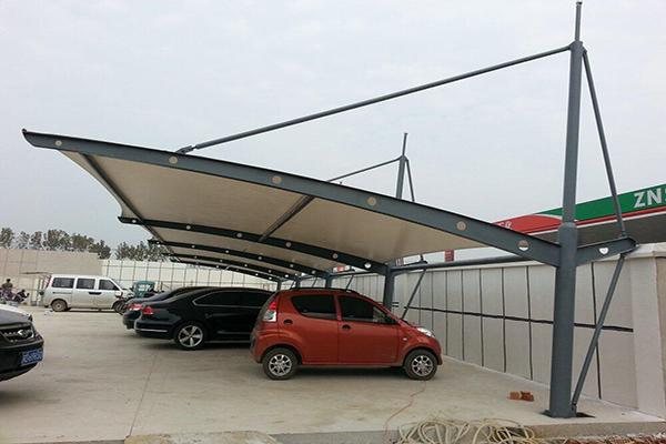 迁西小型膜结构屋顶建筑