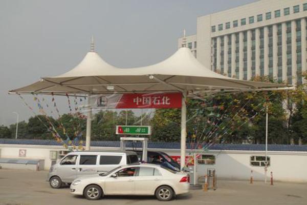 北京哪家膜结构雨棚