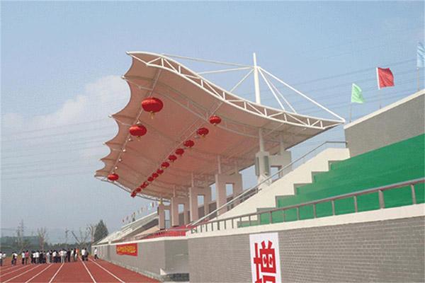 上海现货膜结构雨棚