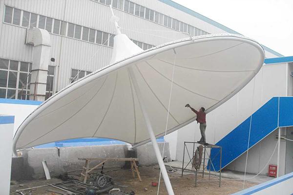 丰南小型膜结构表演舞台