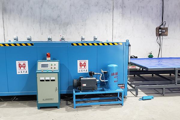 干夹胶机械技术