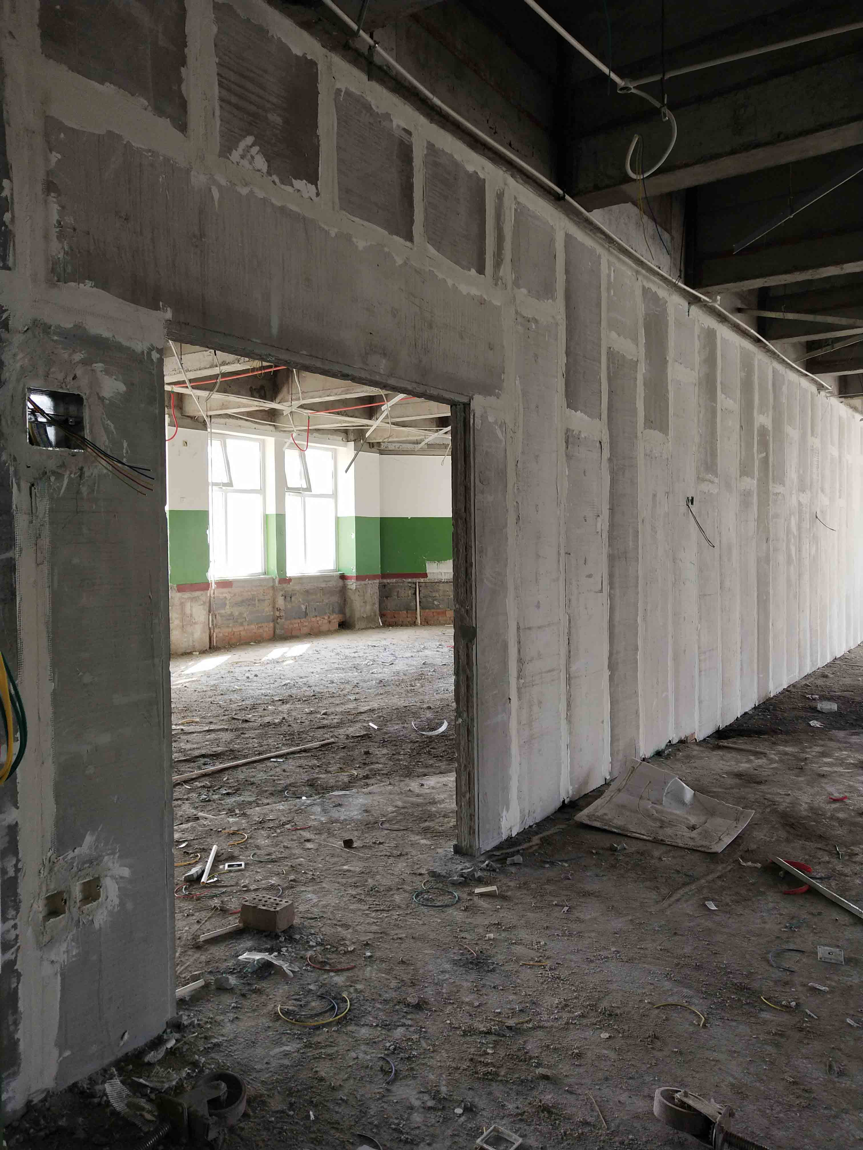 西峰靠谱的GRC轻质隔墙板最低价格