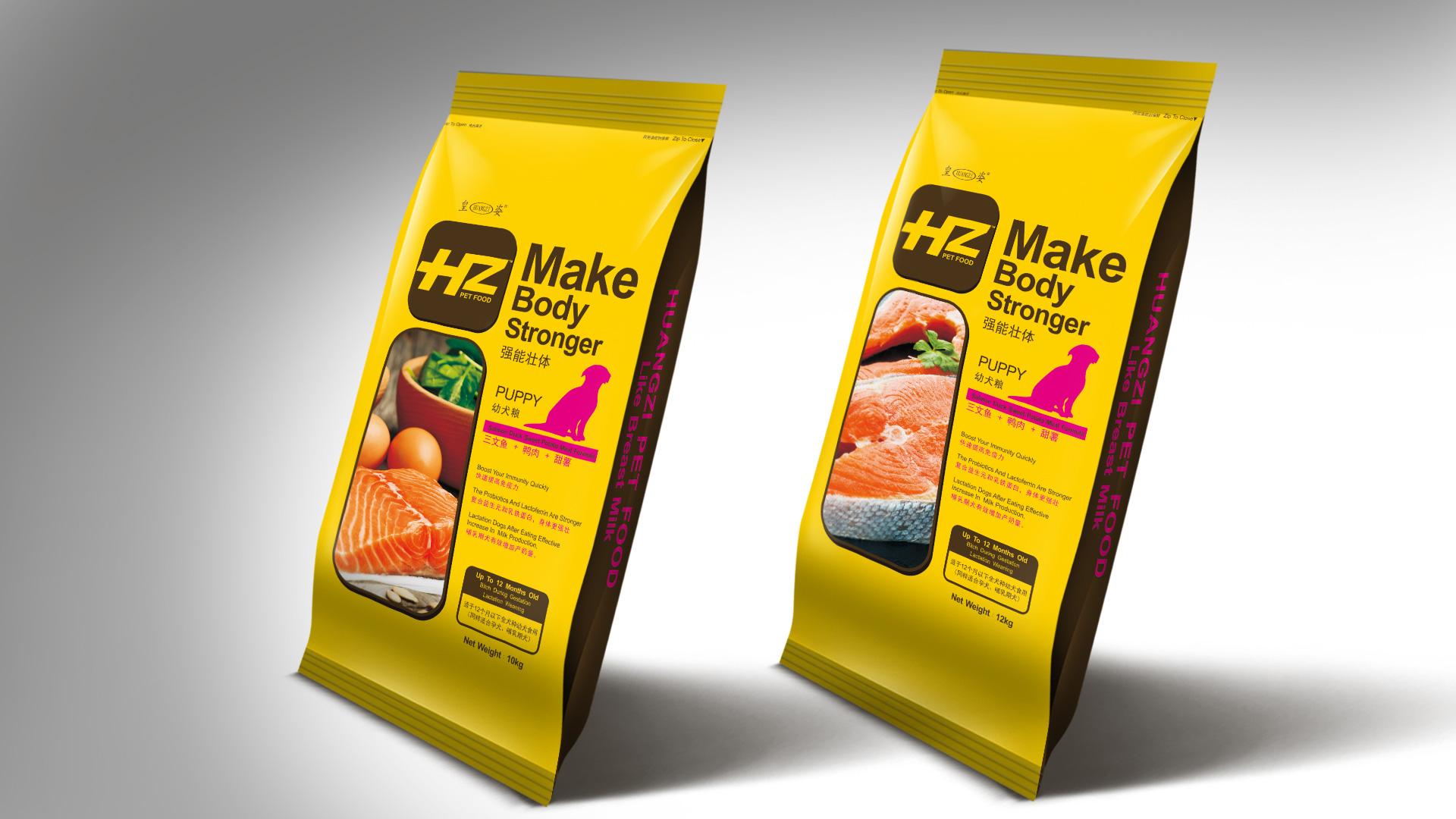 临海创意的粮油包装设计