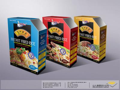 茂名进出口食品包装设计图片