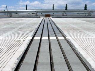 四川省公路80型桥梁伸缩缝_工艺流程