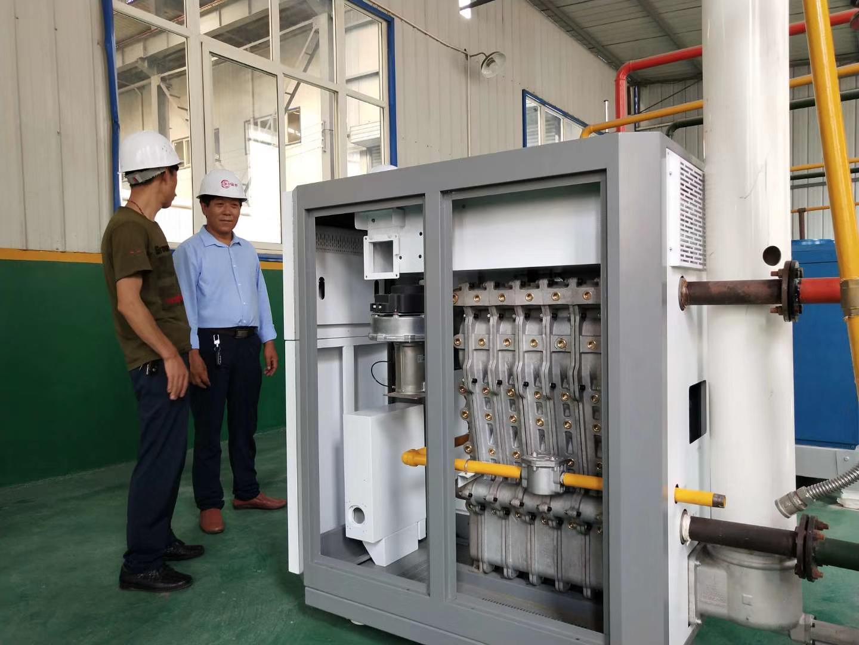 西安便宜低氮锅炉耗气量多少