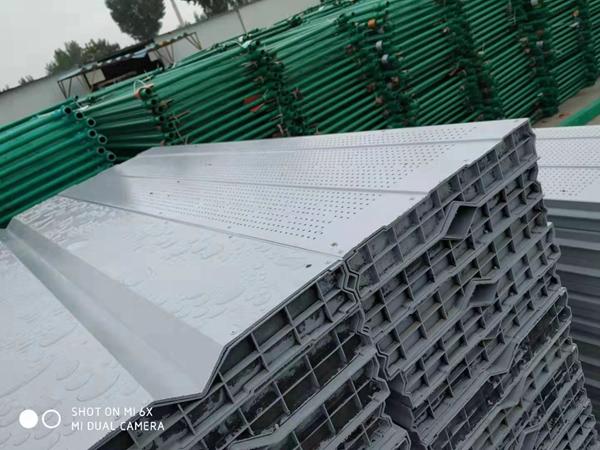 西宁公路声屏障型号参数及原理品质保障