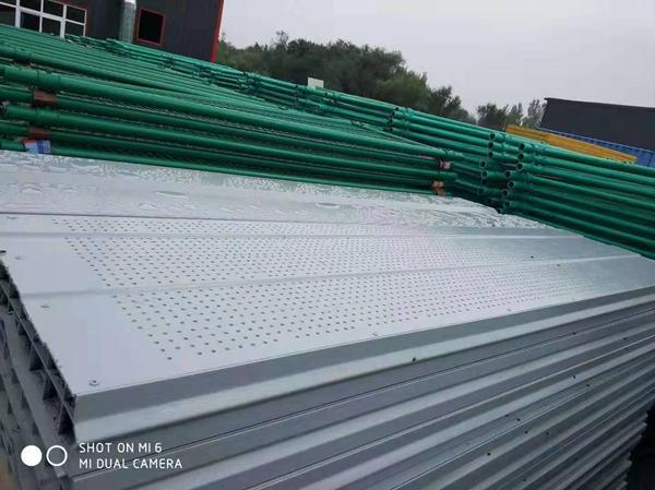 长春玻璃钢声屏障生产厂专业生产