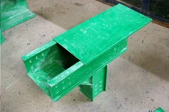 郑州玻璃钢道路桥架厂家定制现货供应
