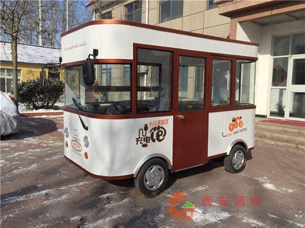 许昌规模大的凉菜餐车公司定制诚信互利