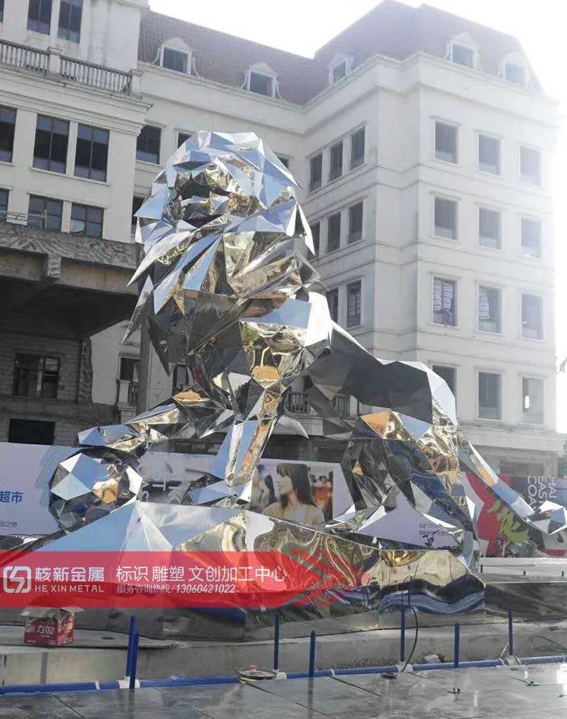 安康雕塑景观小品亚博国际真是可靠吗核新金属