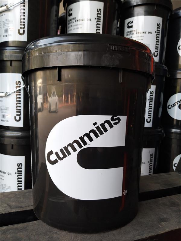 安丘正规的康明斯专用机油价格厂家货源