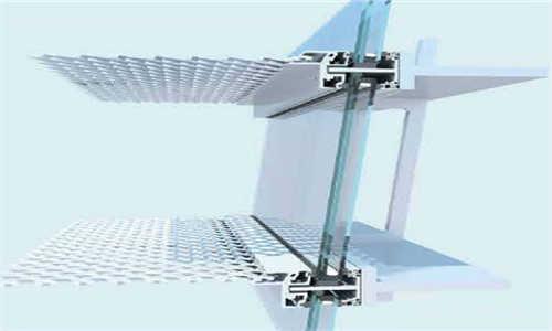 体育中心幕墙玻璃改窗户中心上门定制