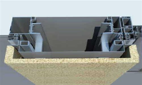 扬州异形幕墙型号参数及原理技术雄厚