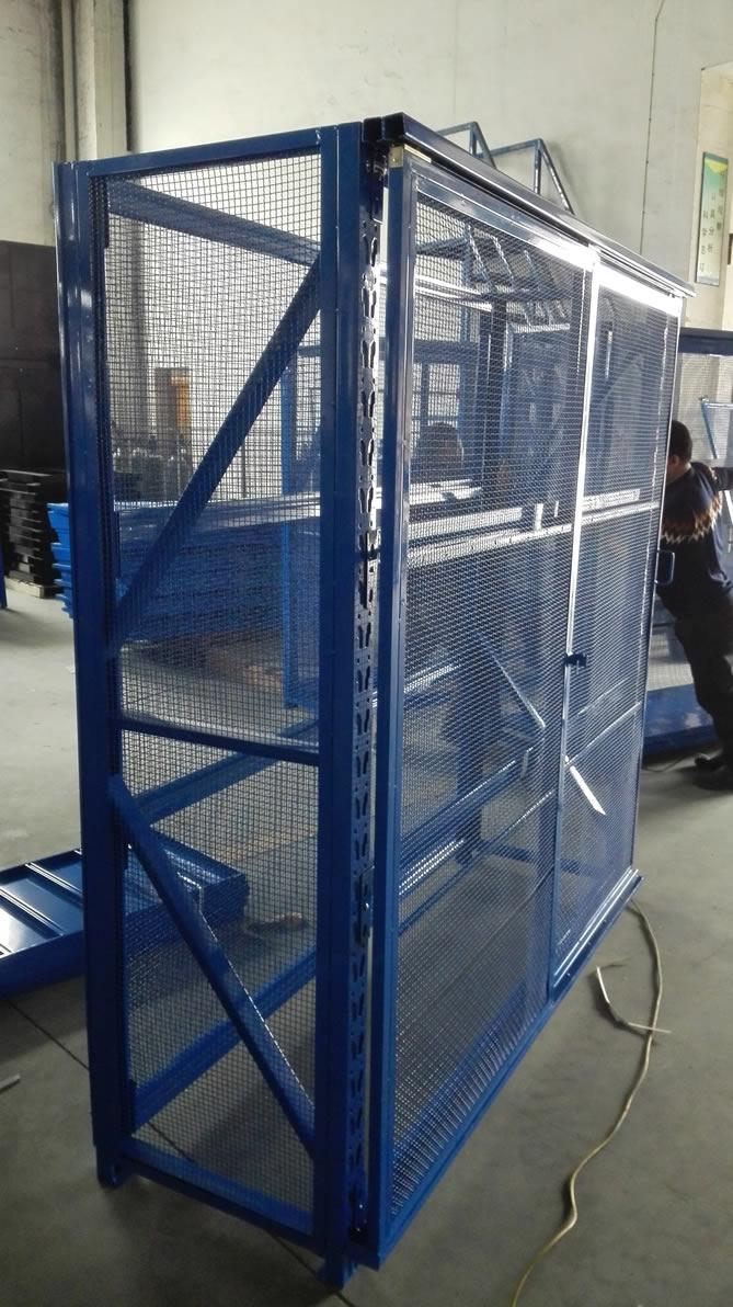 池州二手悬臂式货架规格现货供应