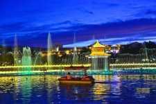 东城程控喷泉连锁款式新颖