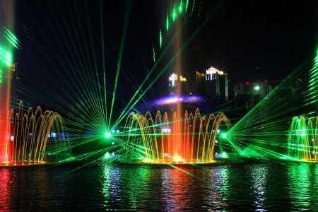 漳州音乐喷泉设计推荐品质保障