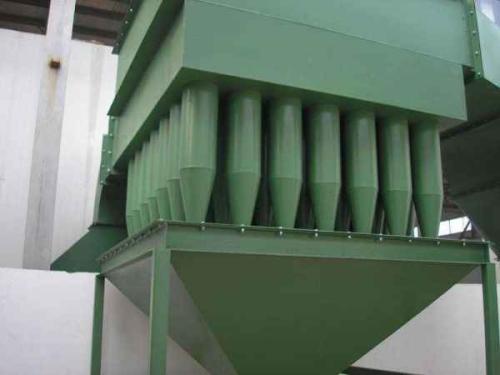 湖南旋风除尘器产品性能规格