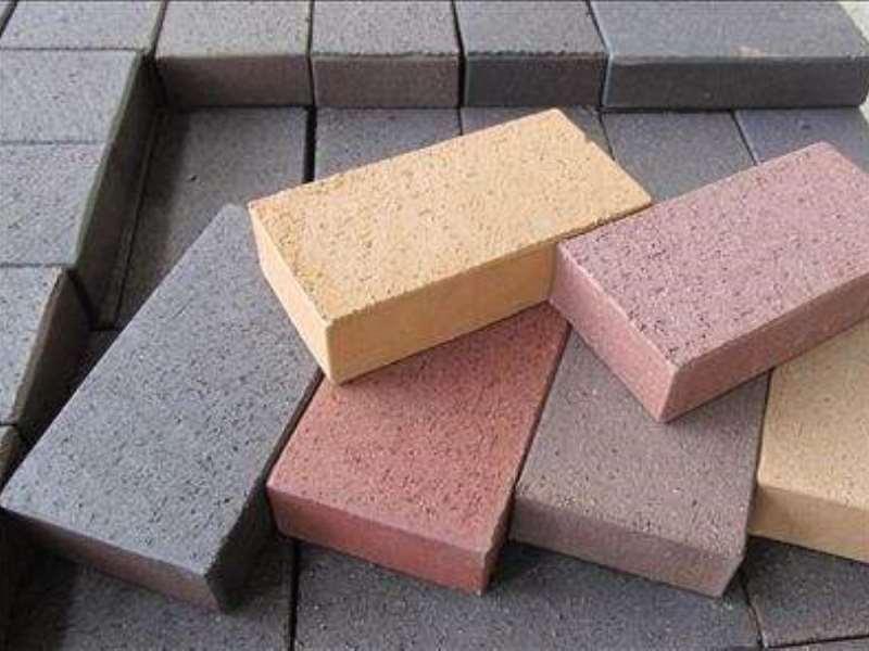 抚州生产陶瓷透水砖价格/景观烧结砖哪里便宜【合美宜景】