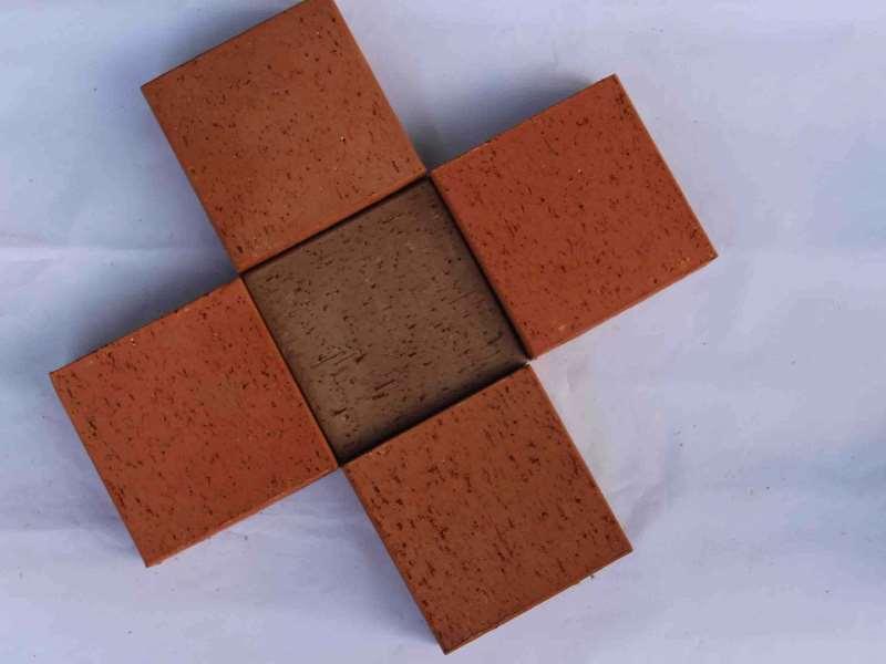 衡阳低价陶瓷透水砖价格/烧结多孔砖标准尺寸【合美宜景】