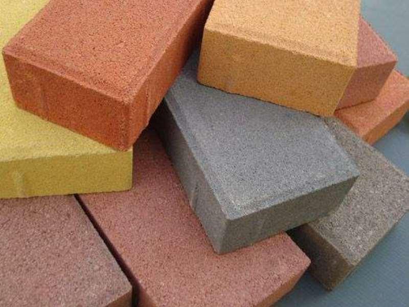 湖北周邊有做陶瓷透水磚價格/紅色燒結磚市場價多少?【免費咨詢】
