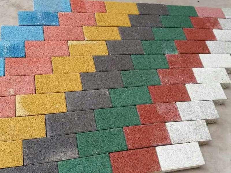湖南哪有卖陶瓷透水砖价格/红色烧结砖厂家及价格【推荐】