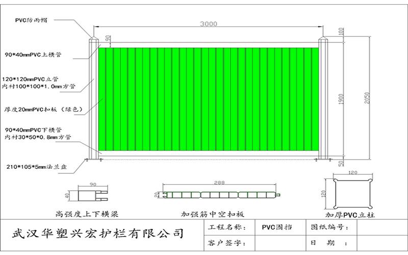 仙桃人造绿植价格/工地围挡标准尺寸【华塑出品】