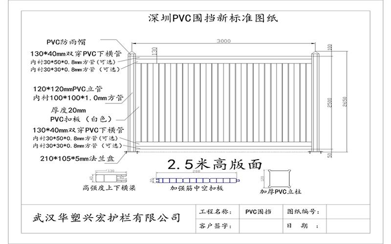杭州施工铁皮围挡价格/工地围挡怎么做的【华塑兴宏护栏】