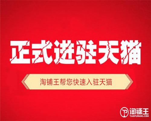 杨浦天猫商城入驻平台