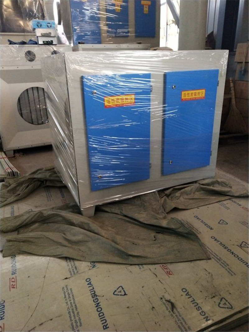 济宁光氧废气净化器非标定制