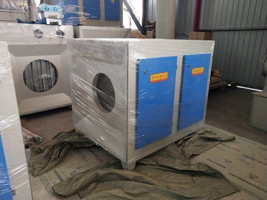 湖北光氧废气净化器产品展示