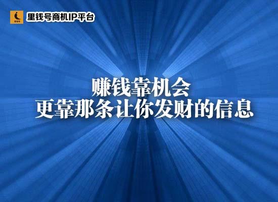 宁夏正规的里钱号商机IP平台免费品牌策划