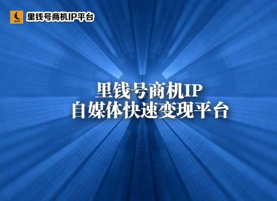 宁夏专业的里钱号商机IP平台免费产品推广
