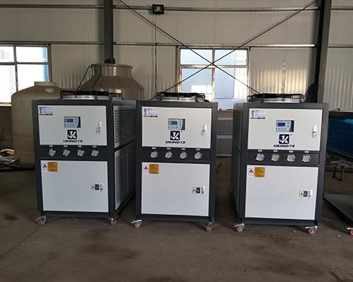 黄山工业风冷螺杆式冷水机制造厂家来电咨询