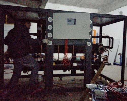 温州螺杆冰水机信息推荐