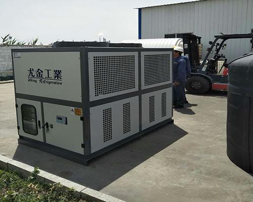 深圳风冷式低温工业冷水机制造厂家诚信服务